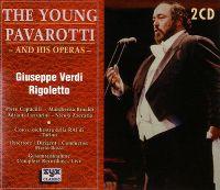 Cover The Young Pavarotti - Giuseppe Verdi: Rigoletto [2CD]